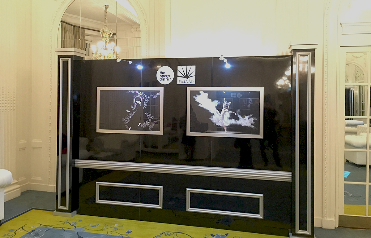 Opera District Event Branding Mandarin Hotel (2)