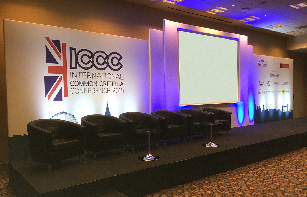 ICCC Conference stage set (3)