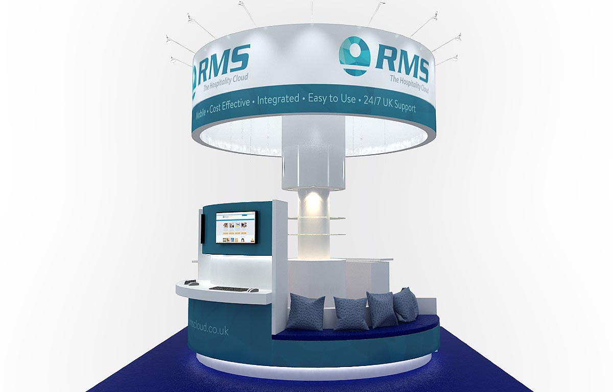 RMS at the Independent Hotel Show 2016