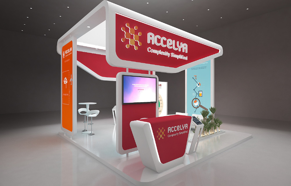 Creative Exhibition Stand : Bespoke exhibition stand design builders contractors